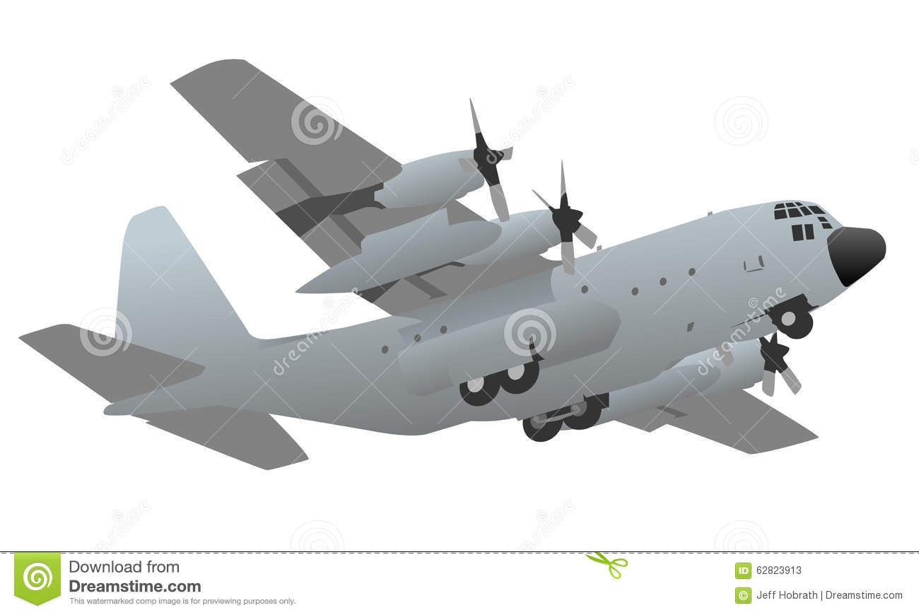 Military Cargo Aircraft Clipart Clipground