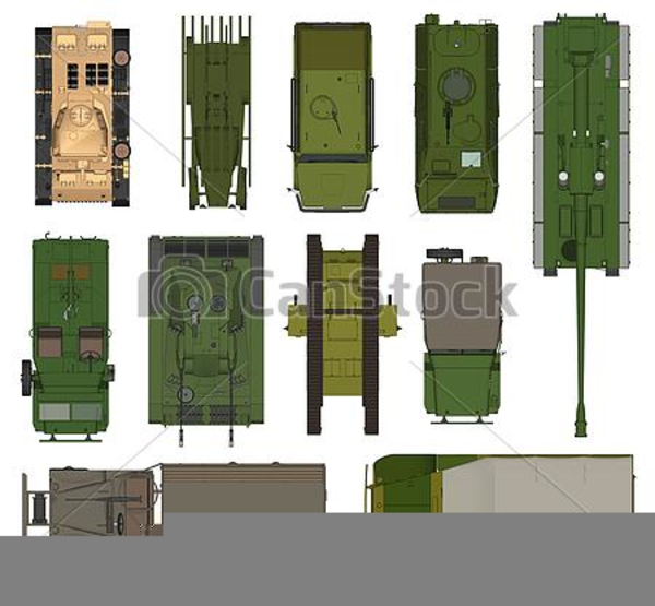 Powerpoint Military Clipart.