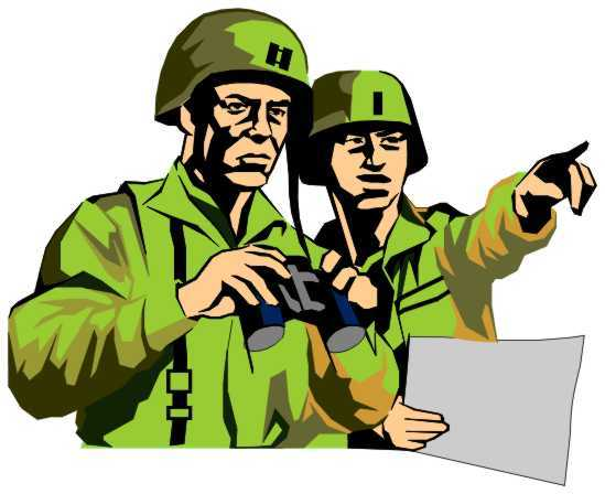 Military Clip Art Powerpoint.