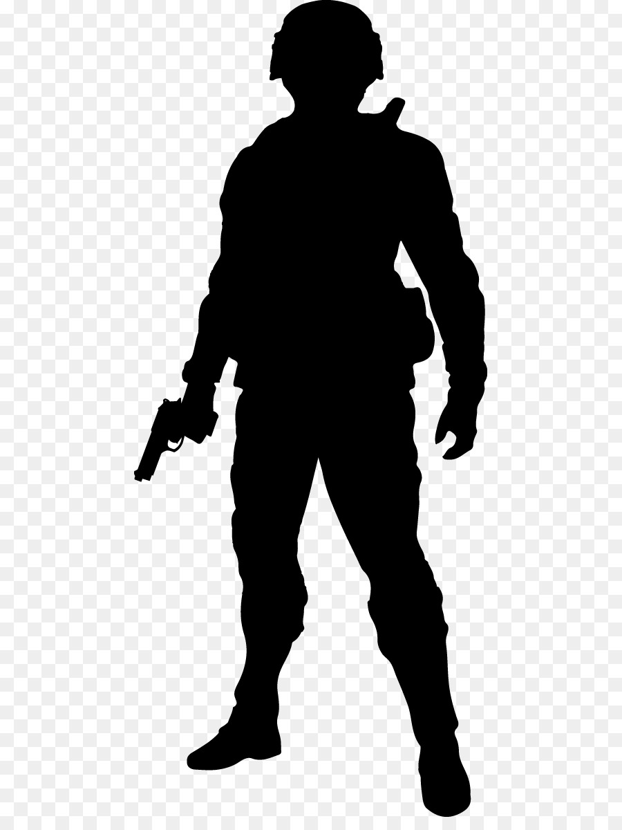 Free Military Silhouette Png, Download Free Clip Art, Free.