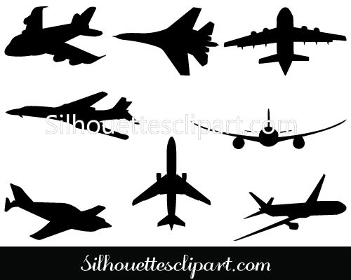 Military Plane Clipart Black And White Clipground