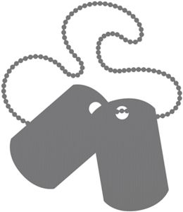 93+ Dog Tags Clipart.