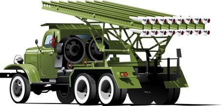Military Equipment, Vector.