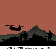 Military exercise Clip Art and Stock Illustrations. 39 military.