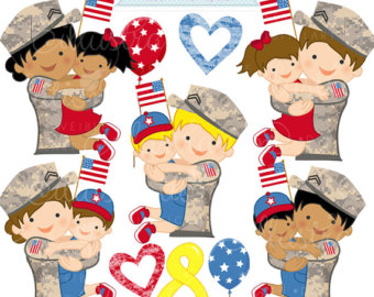Military Families Clipart Clipground