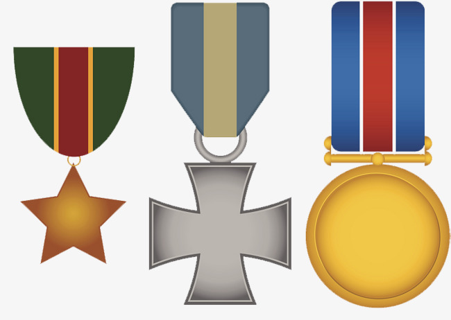 Army Medal Clipart.