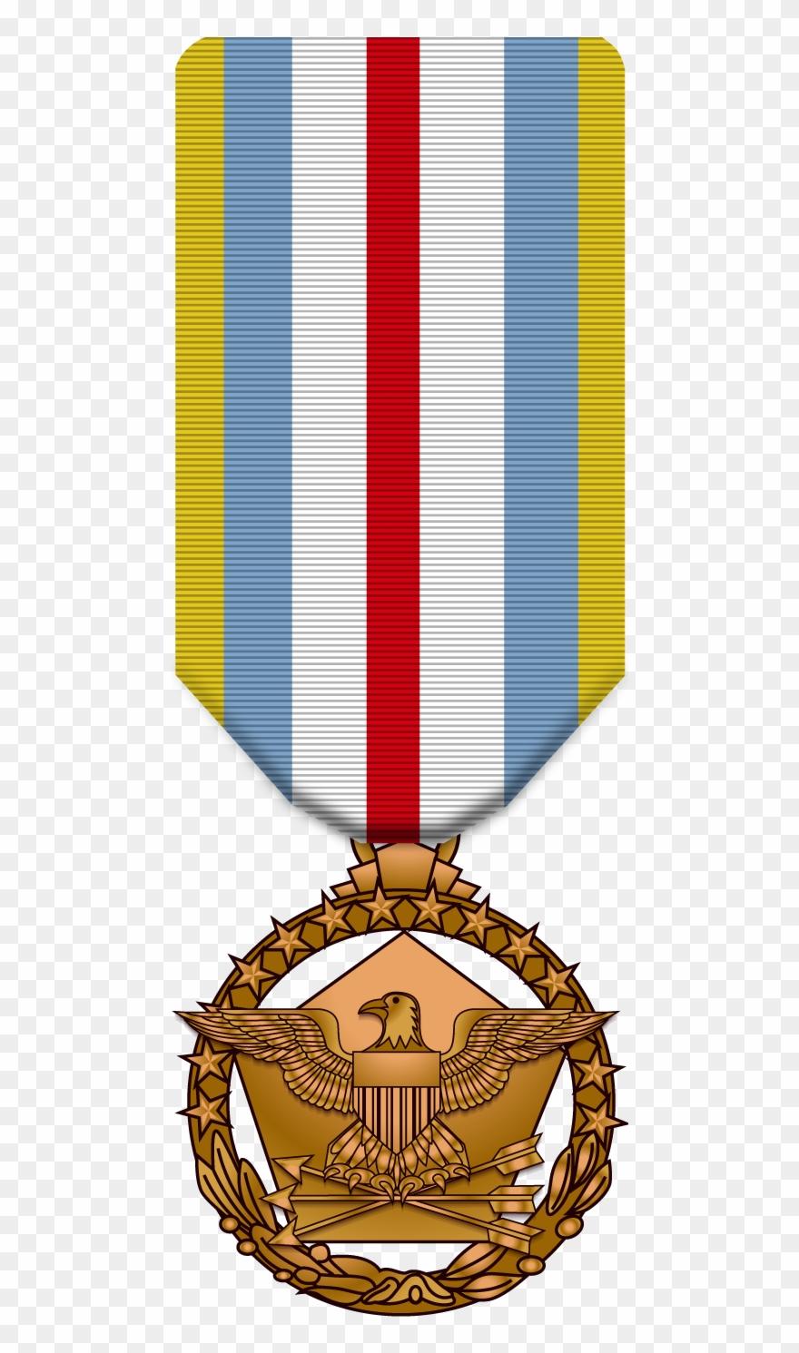 Defense Superior Service Military Medal.