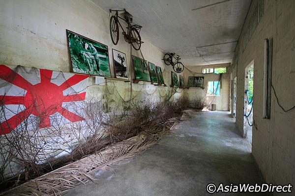 Penang War Museum.
