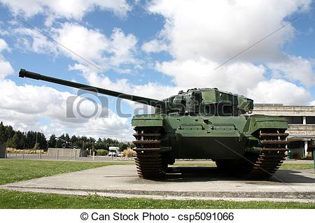 Stock Image of Military museum.