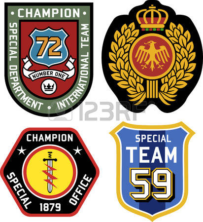 693 Military Patch Stock Vector Illustration And Royalty Free.