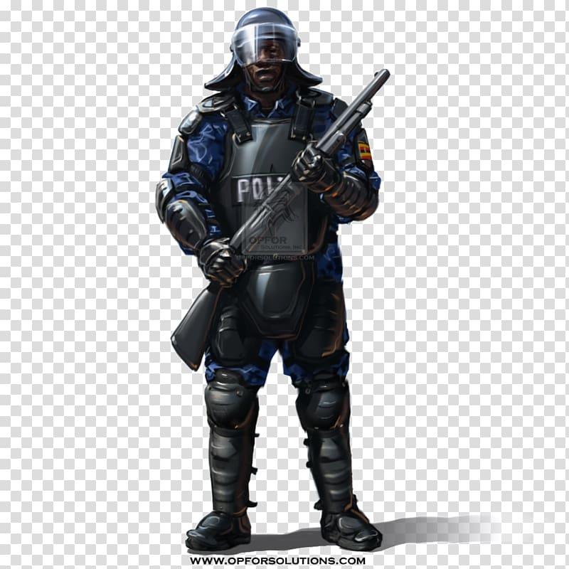 Nwoya District Police officer Uganda National Police.