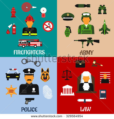 Military Police Stock Images, Royalty.