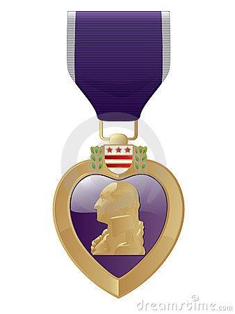 Military purple heart clipart 3 » Clipart Portal.