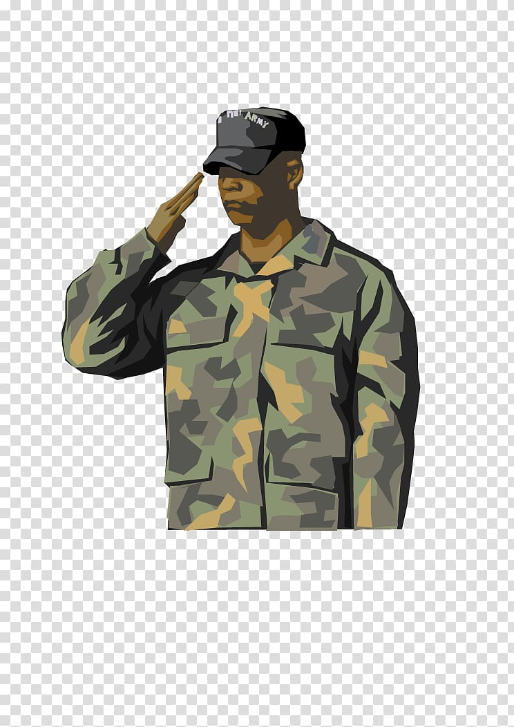 Soldier Salute Army Military , soldier transparent.