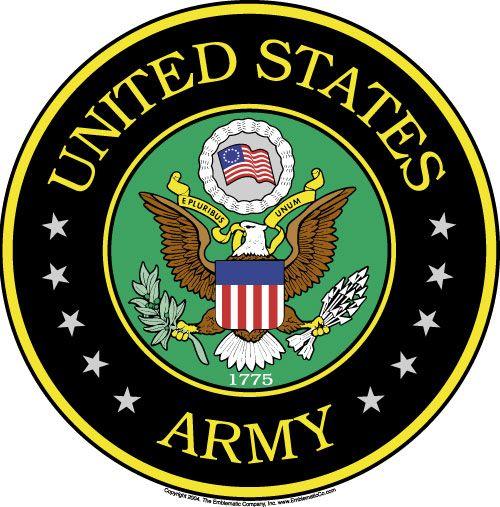 army emblem clip art.