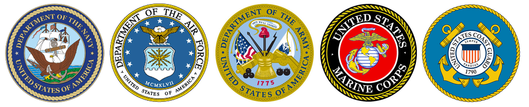 Military Seals Clipart.