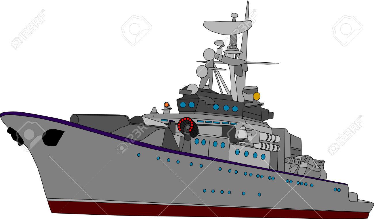 Army Ship Clipart.