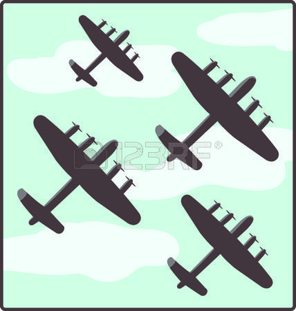 Bomber Plane Stock Vector Illustration And Royalty Free Bomber.