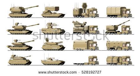 Military Vehicle Stock Photos, Royalty.