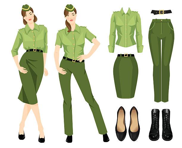 Military Dress Uniform Clip Art, Vector Images & Illustrations.