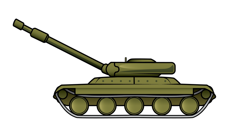 Free to Use & Public Domain Tanks Clip Art.