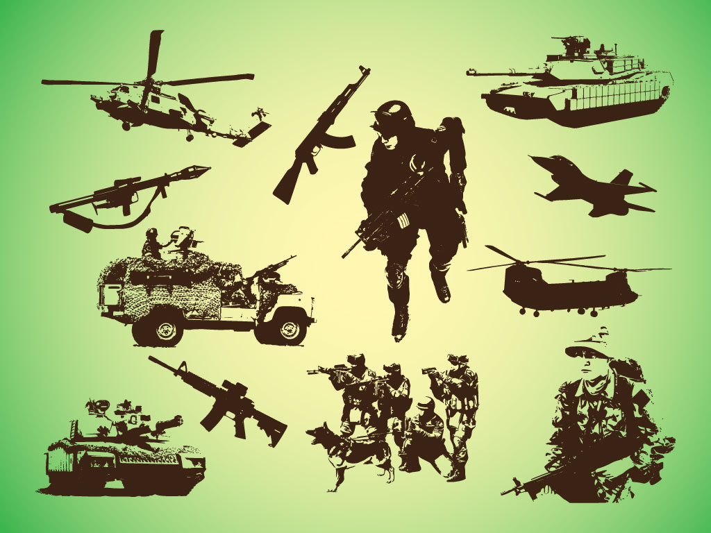 Free Military Vector Cliparts, Download Free Clip Art, Free.