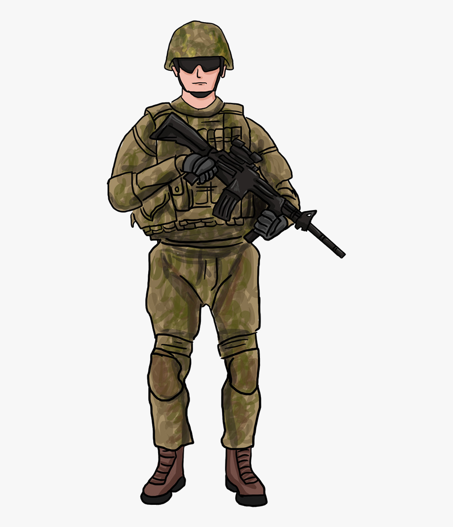 Military Clipart Soilder Many Interesting Cliparts.