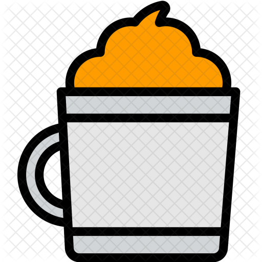Hot, Chocolate, Coffee Icon.