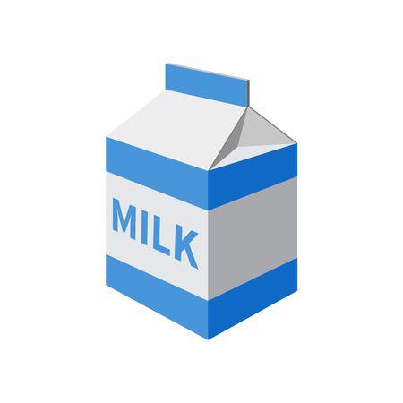 3,585 Milk Carton Design Stock Vector Illustration And.