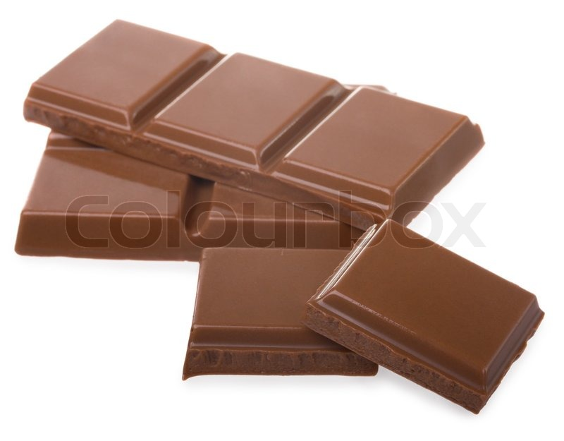 Clipart Of Dairy Milk Chocolate.