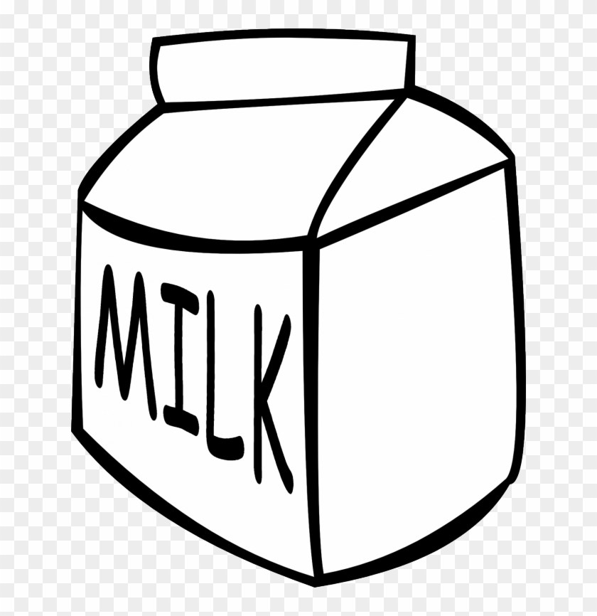 Milk clipart black and white png 4 » Clipart Portal.