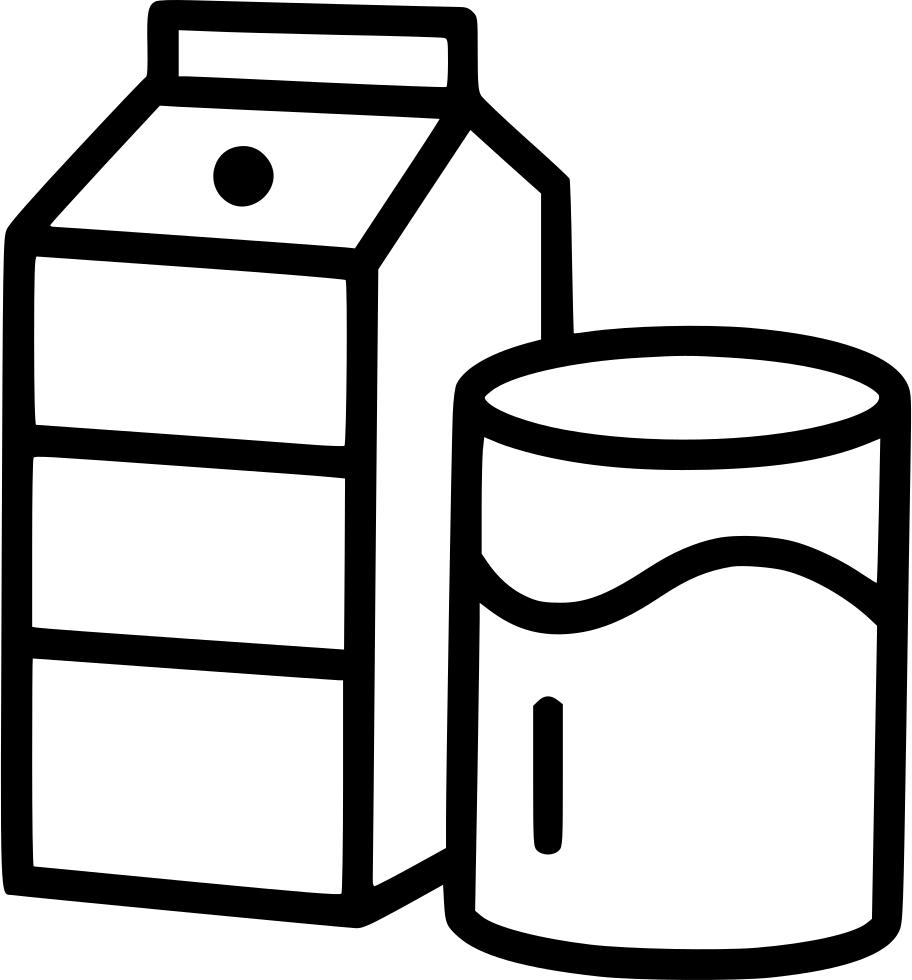 Milk carton kids Clip art Scalable Vector Graphics.