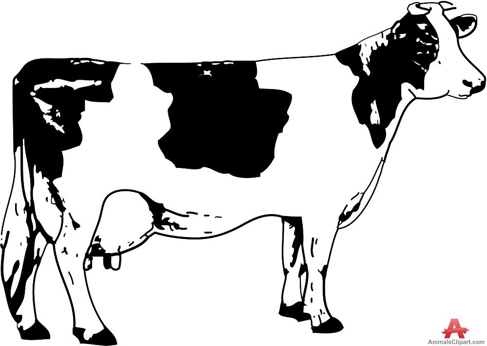 Animals Clipart of milk.