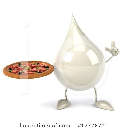 Milk Drop Clipart #1277879.