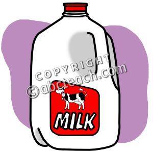 Milk gallon clipart 6 » Clipart Portal.