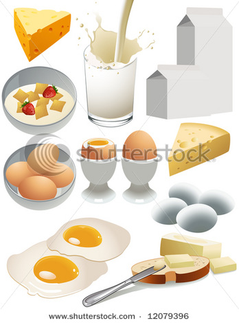 Milk product clipart - Clipground