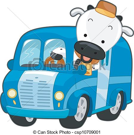 Milk truck Clipart Vector Graphics. 281 Milk truck EPS clip art.