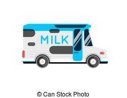 Milk truck Clipart Vector Graphics. 281 Milk truck EPS clip art.