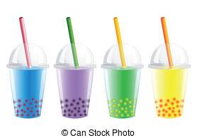 Bubble milk tea Clip Art Vector Graphics. 94 Bubble milk tea EPS.