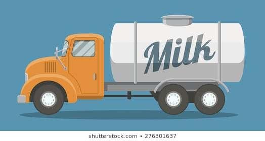 Milk truck clipart 7 » Clipart Portal.
