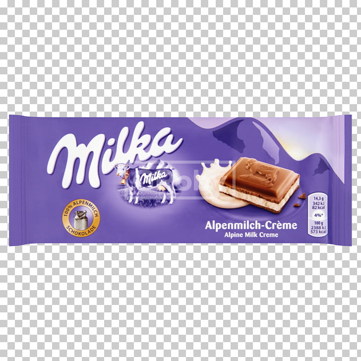 Milka Chocolate bar White chocolate, milk PNG clipart.