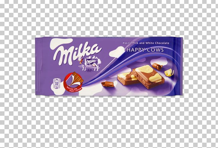 Cattle Milka Chocolate Bar White Chocolate PNG, Clipart.