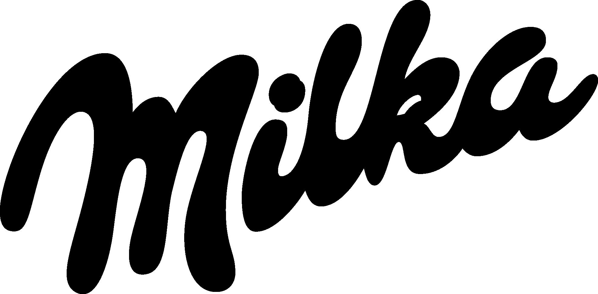 Milka logo png 2 » PNG Image.