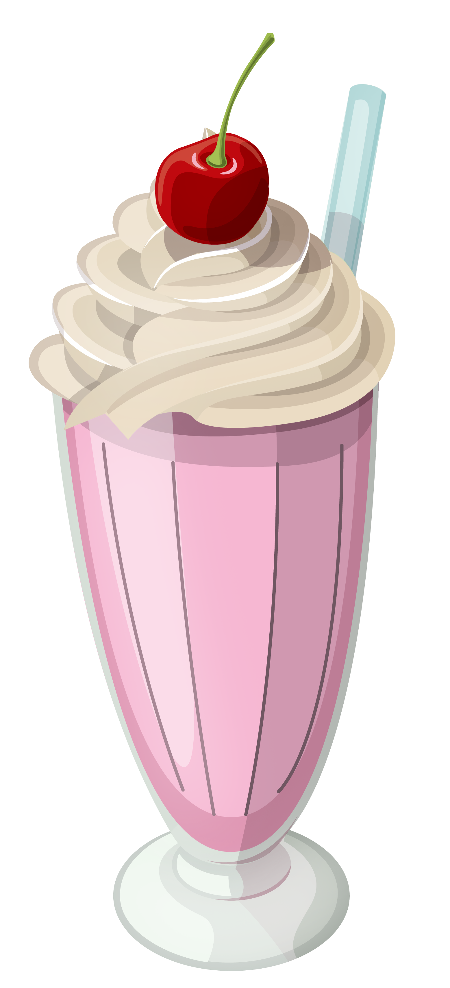 Milkshake Clipart.
