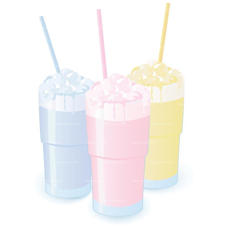 Milkshake Clipart Free.