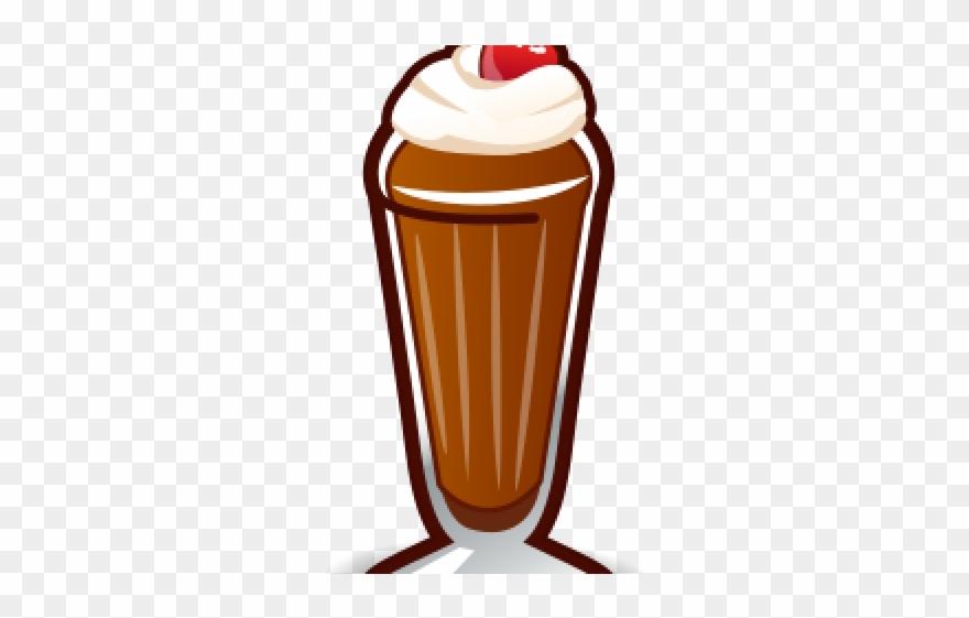 Milkshake Clipart Chocolate.