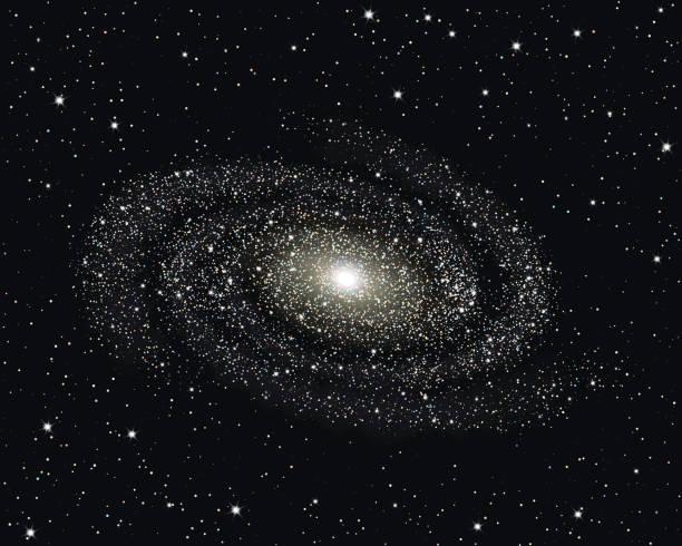 Best Milky Way Illustrations, Royalty.