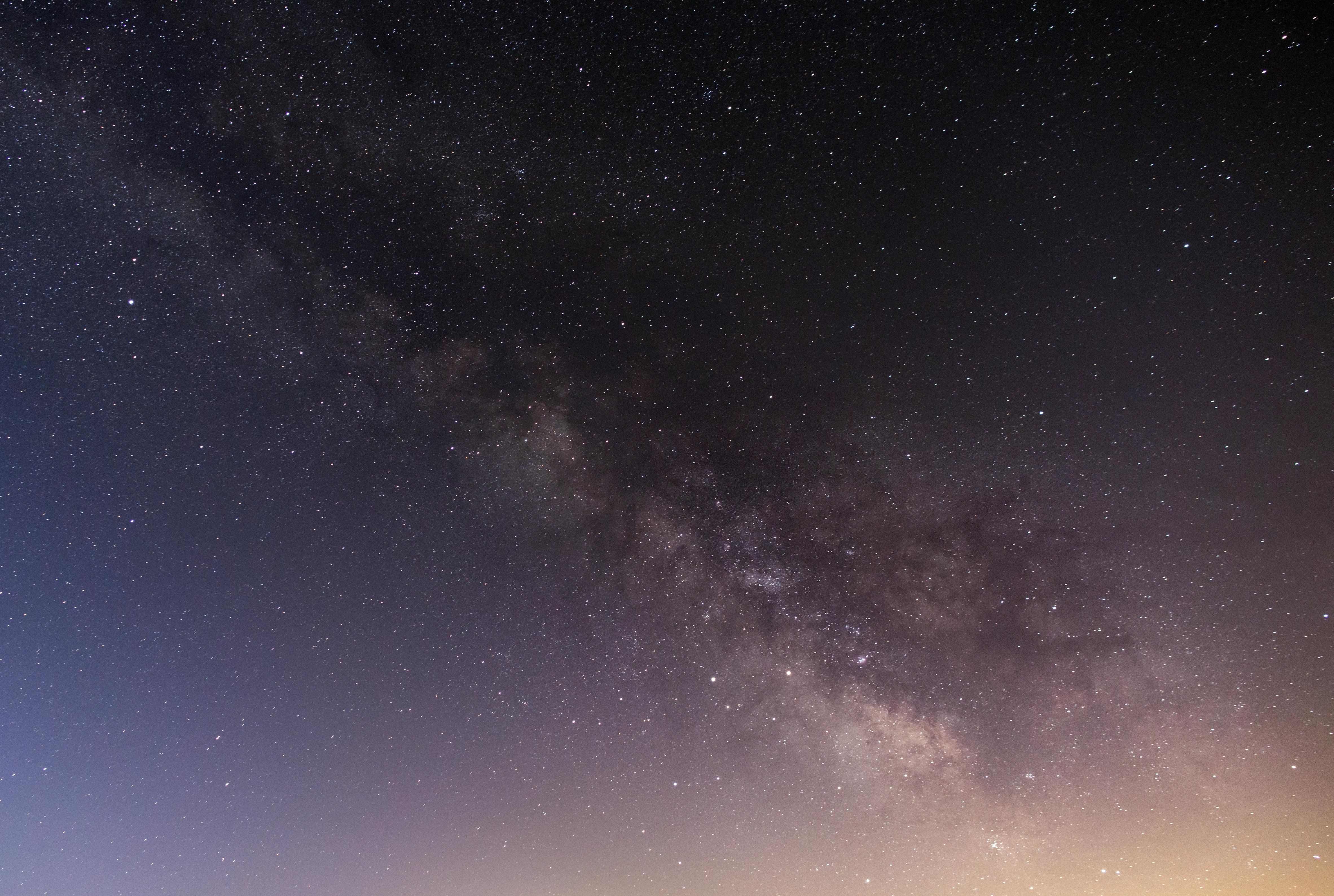 Milky Way · Free Stock Photo.
