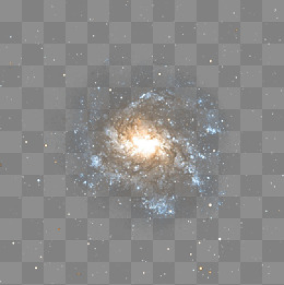 Milky Way Png.