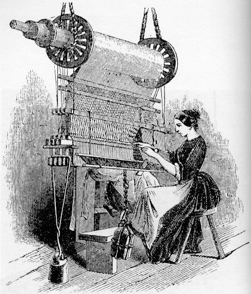 """Liberty Rhetoric"""" Among Lowell Mill Girls."""